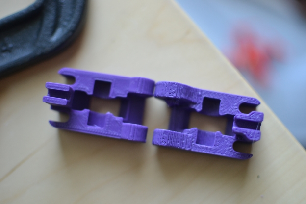 Still trying to locate the correct STL for the extruder idler / latch